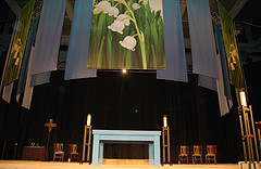 convention worship space - click to see more photos