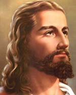 A popular Jesus painting from days gone by