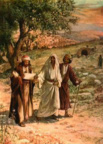 Along the Road to Emmaus