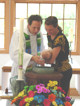 clicking this link takes you to a sermon on infant baptism