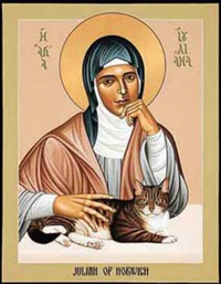 Saint Julian of Norwich