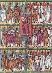 Martyrs of Uganda