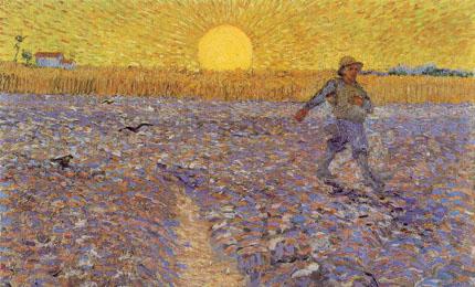 Van Gogh's Sower