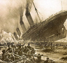 Titanic tragedy
