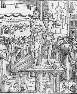 William Tyndale's Martyrdom