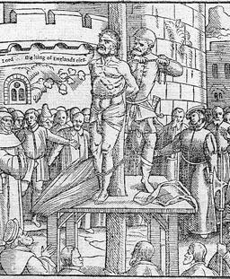 William Tyndale's Martyrdom
