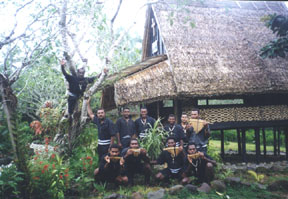 The Melanesian Brotherhood Chapel